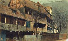 Wrocław - Zaułek Koci (1910)