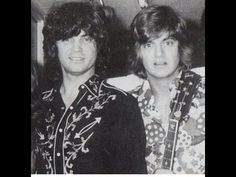 Everly brothers sing Back-Up for Taj Mahal ~ Paradise ( with Albert Lee)