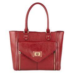 Amazon.com: ALDO Shoobridge - Shoulder Bags & Totes - Red - Onesize: Clothing