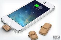 必要な分だけ充電できます。コンパクトサイズの簡易充電器「Mini Power」