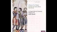 Alfonso X el Sabio - Cantigas Santa Maria (1221-1284) [FULL ALBUM]