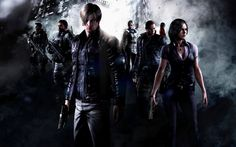 Resident Evil 6 Wallpaper High Definition #fLI