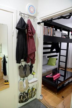Super compact shoe storage using GRUNDTAL - IKEA Hackers