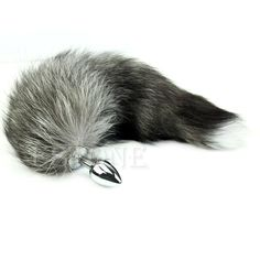 Cheap Anal Sex Toys, Buy Directly from China Suppliers:			Material: Stainless Steel,Faux fur				Color: As the picture shows				Stainless steel plugs are designed for a nice co