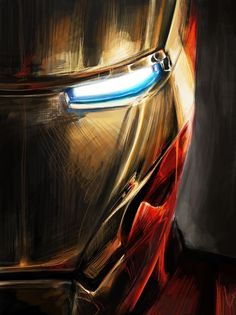 Iron man Who doesn't love him
