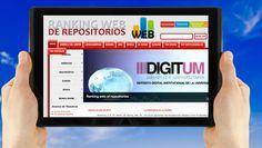 DIGITUM entra en el top ten de repositorios científicos españoles http://www.um.es/actualidad/gabinete-prensa.php?accion=vernota&idnota=42461