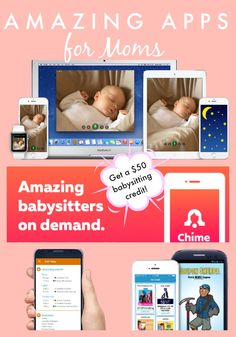 amazing apps for mom
