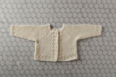 Heirloom Layette- Blanket Bonnet Sweater - Knitting Patterns and Crochet Patterns from KnitPicks.com by Kerin Dimeler- Laurence
