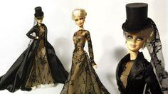 OOAK Mystery Barbie Doll by David Bocci para Una Vitrina Llena de Tesoros y Amigos
