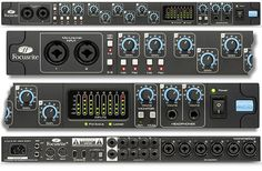 Focusrite - Saffire Pro 40 : Audio interface - very nice piece of hardware for connecting up to 20 ins and 20 outs !!!