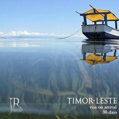 #TimorLeste #Travel #Tourism