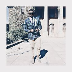 Ezra Mokgope - College Apparel [South Africa]