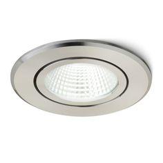 MIRO | rendl light studio | Recessed spotlight with a directional 3W COB LED light source. #lighting #interior #recessed #LED