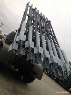 Музей военной техники «Боевая слава Урала» в Верхней Пышме