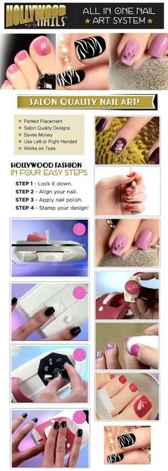 A tip toe into women footwear types of women shoes fashion hollywood nails is the all in one nail art system it gives you salon quality prinsesfo Gallery