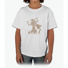 2 Robot Young T-Shirt