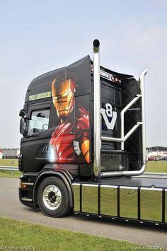 Scania V8 www.tweepyshop.com