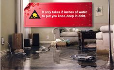 Understanding floods, and how your home will be effected  #flood #flooding #insurance