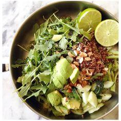 Great alkaline salad