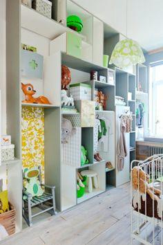 Kids room, originale contenitore per camera bambini