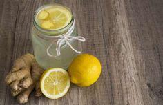 La tisana a base di zenzero e limone andrebbe bevuta prima dei pasti per ridurre la quantità di grassi assunti.