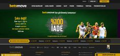 Betsmove - Betsmove sitesi de 2017 yılında hizmet vermeye başlayan sitelerden bir tanesidir. Kullanıcılarına spor bahisleri, casino, canlı casino, poker, sanal bahisler gibi alanlarda hizmet vermektedirler. Lisans numarası8048/JAZ2014-014 olarak belirlenen Betsmove, Curaçao tarafından lisanslanmış olarak... - http://betmag.net/betsmove/