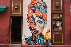 My insider tips for 5 days in New York City (Manhattan & Brooklyn) NYC – what a city. Once in a lifetime everyone wants to be there. Here you get the best insider t amp brooklyn City days hellowinter insider manhattan tips wintercity winterdesign wint Brooklyn Bridge, Brooklyn City, Brooklyn New York, New York Winter, Street Art News, Street Artists, Central Park, New York Sommer, Little Italy New York