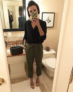 30+ El cultivo de invierno de 2018 los pantalones de mujeres
