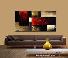 Abstract and Modern Paintings - Osnat Fine Art Acrylic Painting Lessons, Simple Acrylic Paintings, Abstract Geometric Art, Abstract Watercolor, Drip Art, Wall Art Pictures, Modern Artwork, Stone Painting, Art Oil