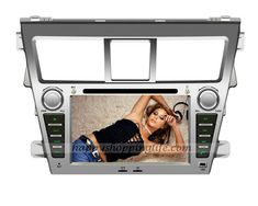 Android Car DVD Player for Toyota Vios - GPS Navigation Wifi 3G