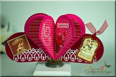 Valentines Day Card by Castlepark - Cards and Paper Crafts at Splitcoaststampers