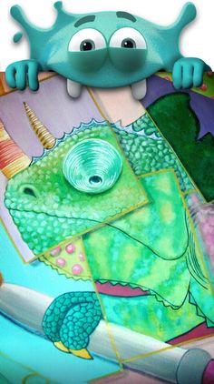T-shirt e accessori dipinti a mano Pittura su diversi tessuti cotonieri (canvas, seta, cotone, lino e garza). Creazione di grafiche personalizzate con gli eroi e lo stile dei vostri bambini (t-shir…