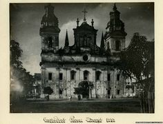 Cathedral, Para, Brazil in 1893
