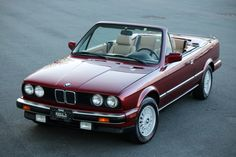 Bid for the chance to own a No Reserve: 1991 BMW Convertible at auction with Bring a Trailer, the home of the best vintage and classic cars online. Bmw E30 325, Bmw E46, Bmw 325i Cabrio, Aston Martin Dbs, Bmw Classic Cars, Classic Cars Online, Triumph Bonneville, Street Tracker, Ford Thunderbird