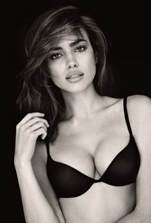 Irina Shayk's illustrated guide to buying your girlfriend lingerie - Google Search