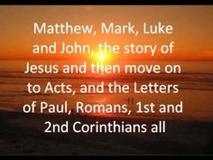 Holy Books (with lyrics). Throwback song we had to memorize in sunday school