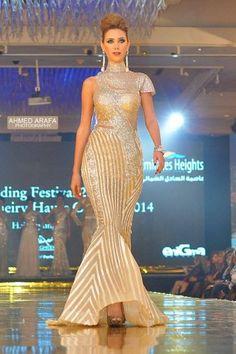 Hany ElBehairy dress 3