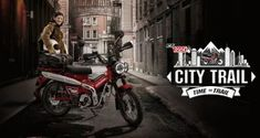 Honda   รุ่นและราคามอเตอร์ไซค์บิ๊กไบค์ ราคารถยนต์ในตลาดรถ 2020 Honda, Trail, Motorcycle, City, Vehicles, Biking, Motorcycles, City Drawing, Cities