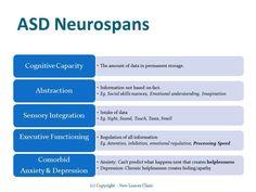 ASD Neurospans - via Karla's ASD Page on Facebook.