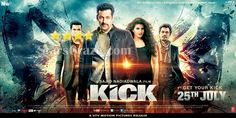 Salman Khan Starrer Kick Crosses 100 Crore Mark   StarsCraze