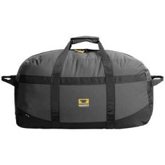 Mountainsmith Travel Duffel Bag - XL in Anvil Grey - Closeouts
