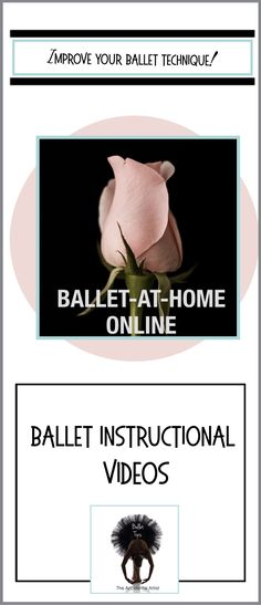 Instructional online ballet class videos make learning classical ballet more accessible to you.  The purpose of my blog is to share my knowledge and experience. However, I do not believe that ballet class videos should replace studio ballet training but should be used as a supplementary learning tool. #learnballet #balletvideos #ballet #beginning ballet #pointe #balletfit via @The Accidental Artist