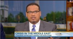 Muslim Congressman Keith Ellison Says He Voted Against Funding Israel's Iron Dome Because It Only Protected 'People On One Side' « Pat Dollard