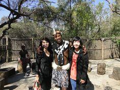 Cultural Village, South Aftica :)