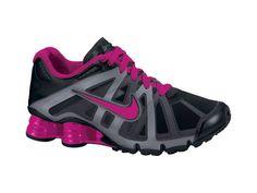 Nike Shox Roadster (3y-7y) Girls' Running Shoe