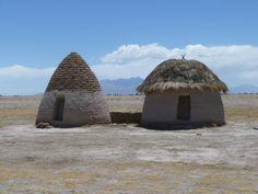 Uru chipaya huis Cute, Village Houses, Traditional House