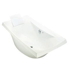 Escale Freestanding BubbleMassage Bath    Features:    Freestanding acrylic bath (fully reinforced)  Multiple air holes releasing tiny bubbles  Two piece design (bath and skirt)  Tapware deck  Simple drop on guide bush floor location system  Feet are adjustable  Included Components:    40mm chrome pop-up waste and overflow Bath Design, Baths, Bubbles, Chrome, Deck, Floor, Pop, Skirt, Simple