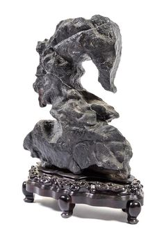 * A Chinese Lingbi Scholar's Rock | Asian Works of Art Auction | March 21-22, 2016 in Chicago