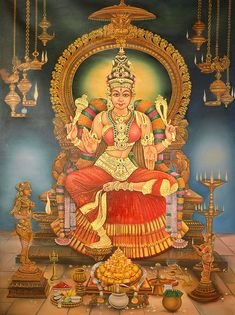 Goddess Minakshi                                                       …