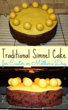 Rachel Cotterill: Traditional Simnel Cake Recipe